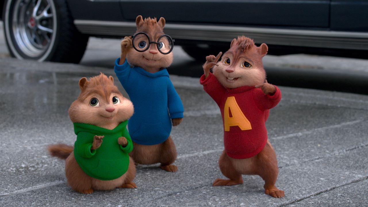 Alvin e os Esquilos: Na Estrada : Foto