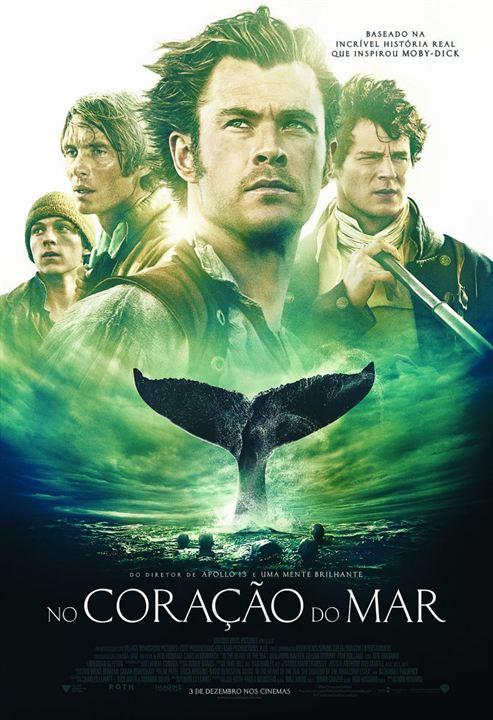 No Coração do Mar : Poster