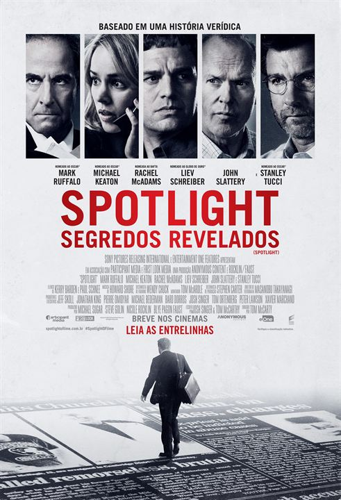 Spotlight - Segredos Revelados : Poster