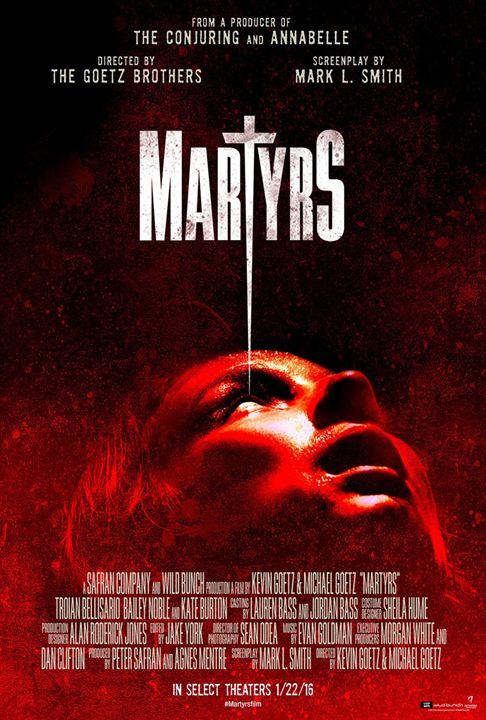Martyrs – HD 720p – Dublado (2014)