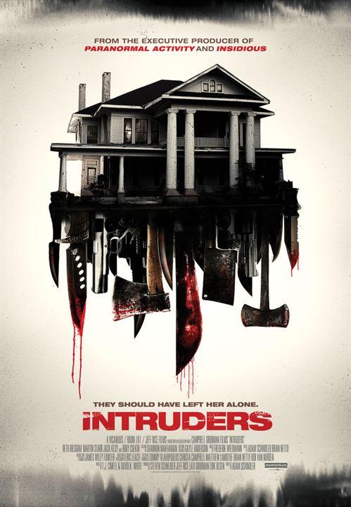 Invasores : Poster
