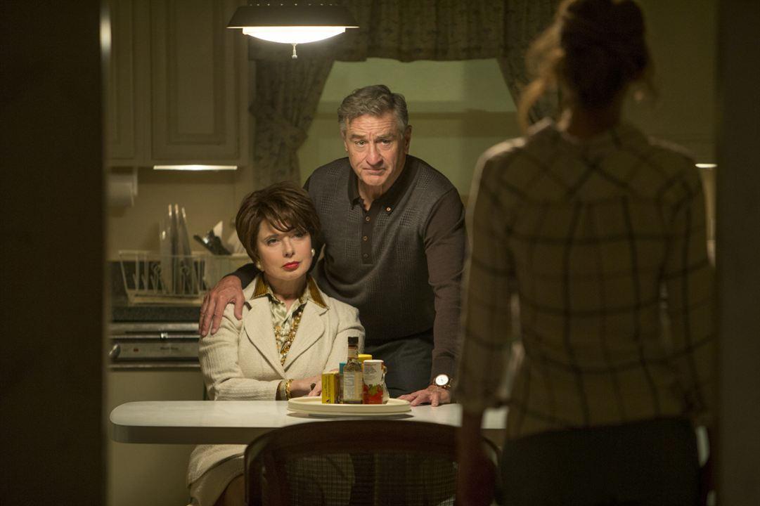 Joy: O Nome do Sucesso : Foto Isabella Rossellini, Robert De Niro