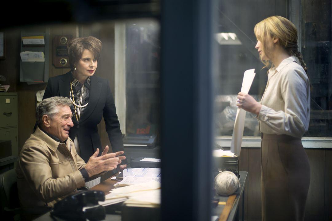 Joy: O Nome do Sucesso : Foto Isabella Rossellini, Jennifer Lawrence, Robert De Niro