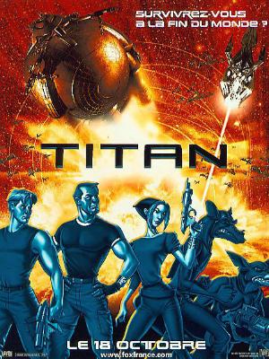 Titan A.E. : Poster