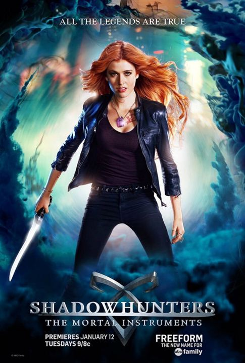 Shadowhunters : Poster