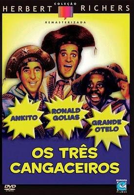 Os Três Cangaceiros : Poster