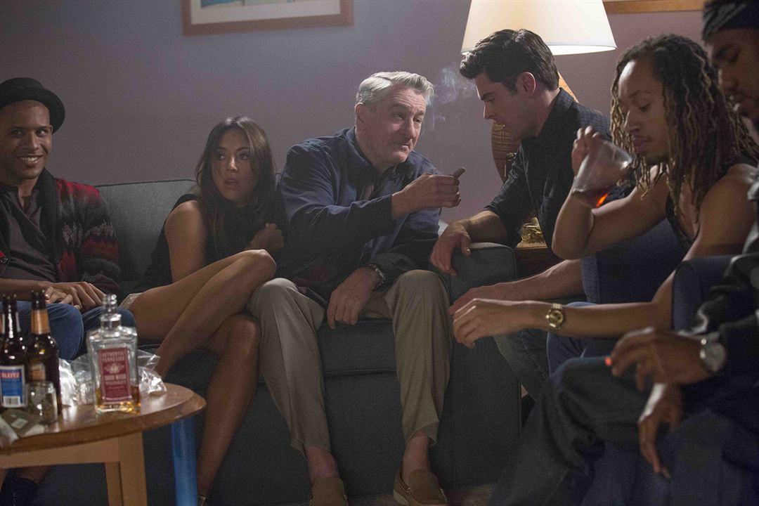 Tirando o Atraso : Foto Aubrey Plaza, Jeffrey Bowyer-Chapman, Robert De Niro, Zac Efron