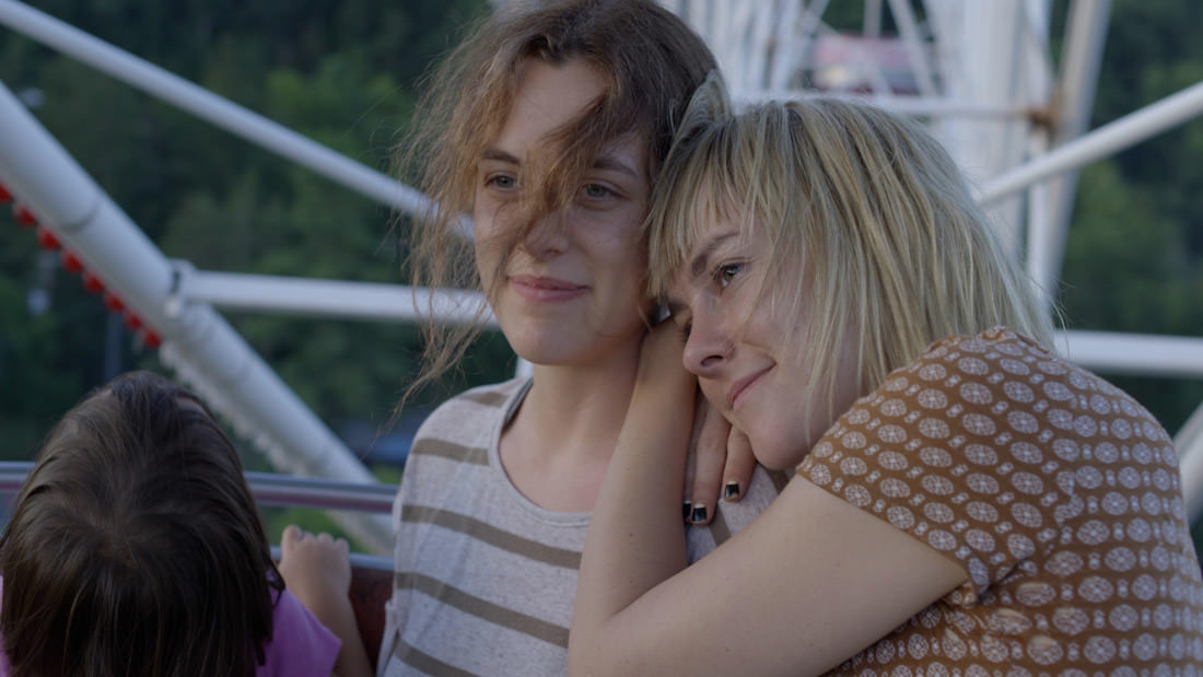 Lovesong : Foto Jena Malone, Riley Keough