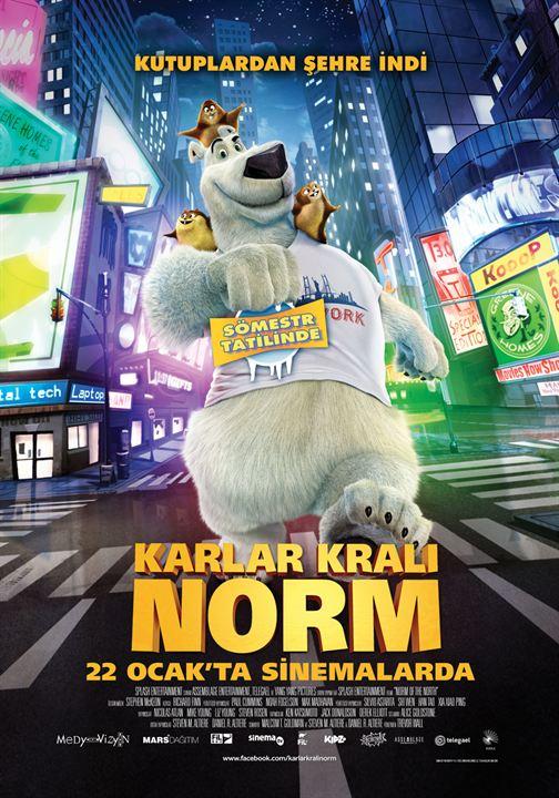 Norm e os Invencíveis – HD – Dublado (2016)