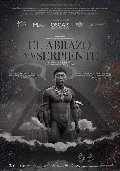O Abraço da Serpente : Poster