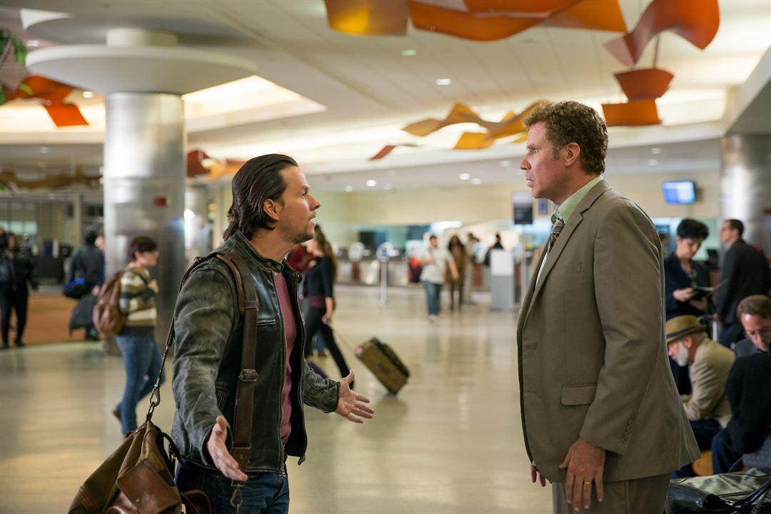 Pai em Dose Dupla : Foto Mark Wahlberg, Will Ferrell