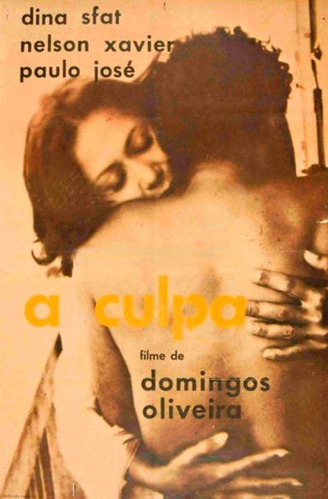 A Culpa : Poster
