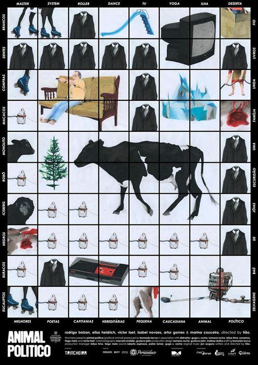 Animal Político : Poster