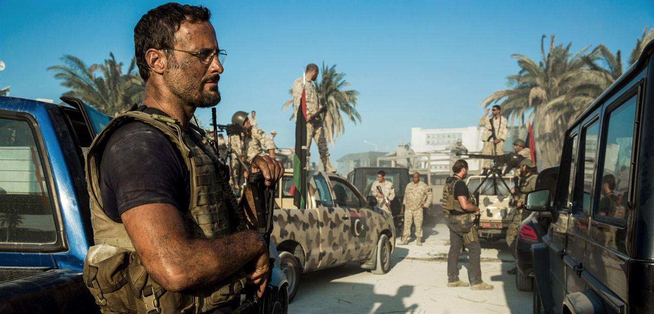 13 Horas: Os Soldados Secretos de Benghazi : Foto Dominic Fumusa