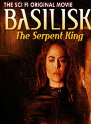 Basilisco: A Serpente do Mal : Poster