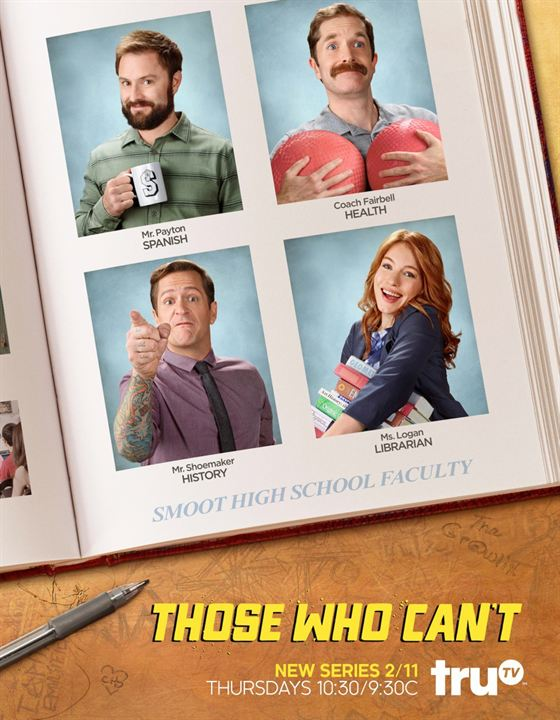 Those Who Can't : Poster