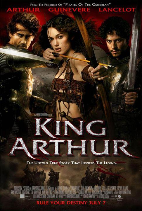 Rei Arthur : Poster