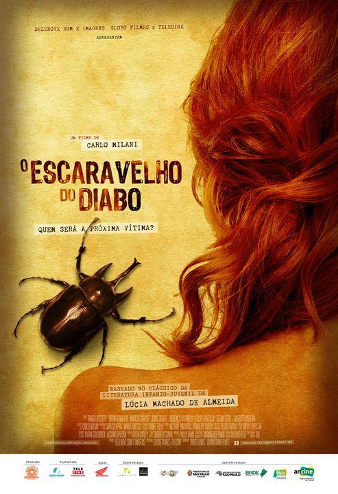 O Escaravelho do Diabo : Poster