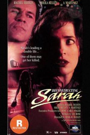 Deconstructing Sarah : Poster