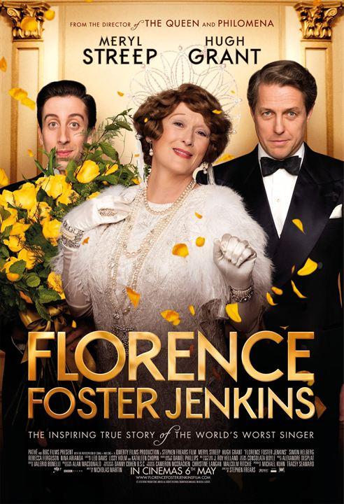 Florence: Quem é Essa Mulher? : Poster