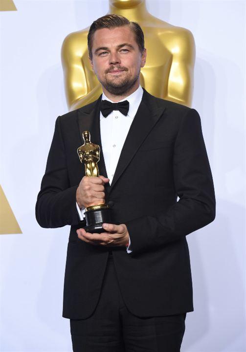 O Regresso : Vignette (magazine) Leonardo DiCaprio