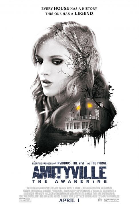Amityville: O Despertar : Poster