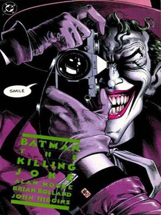 Batman - A Piada Mortal : Poster