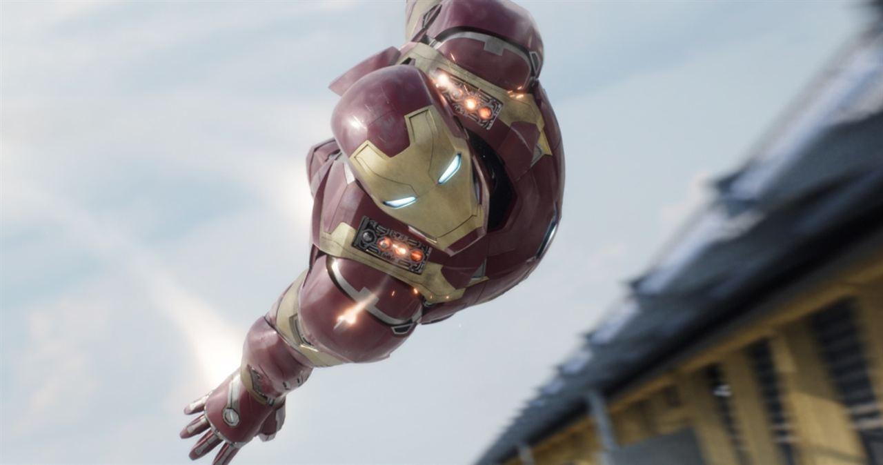 Capitão América: Guerra Civil : Foto Robert Downey Jr.