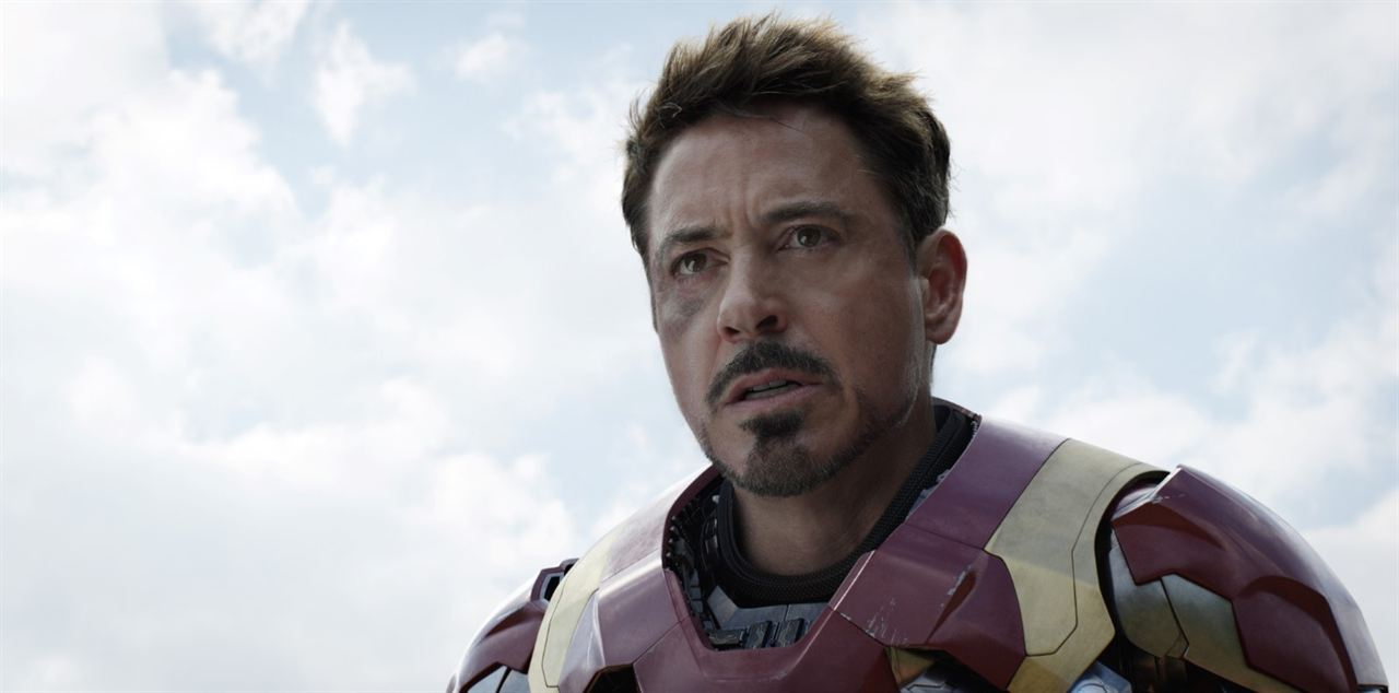 Capitão América: Guerra Civil : Foto Robert Downey Jr.