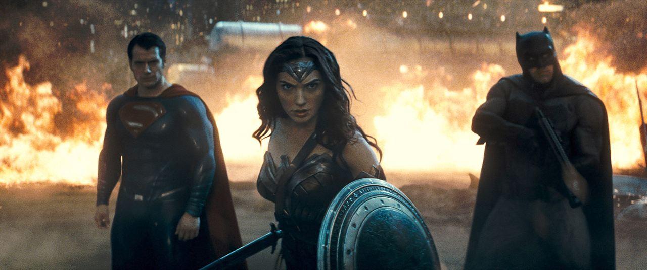 Batman Vs Superman - A Origem da Justiça : Foto Ben Affleck, Gal Gadot, Henry Cavill