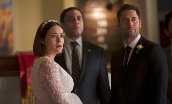 Foto Harry Lennix, Megan Boone, Ryan Eggold
