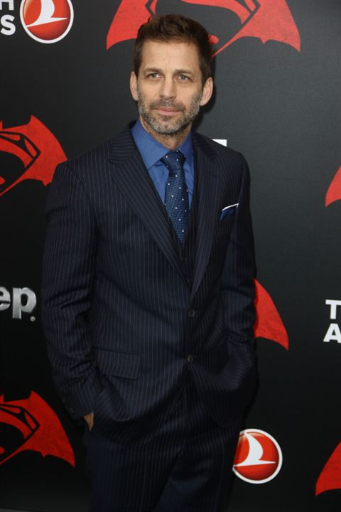 Batman Vs Superman - A Origem Da Justiça : Vignette (magazine) Zack Snyder