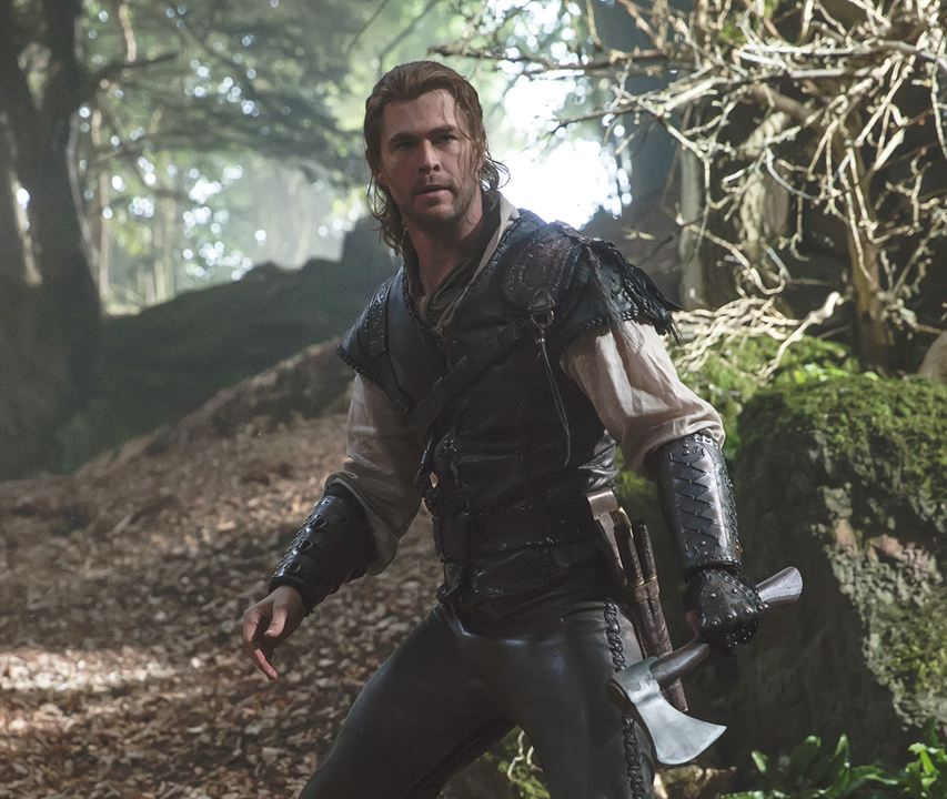 O Caçador e a Rainha do Gelo : Foto Chris Hemsworth