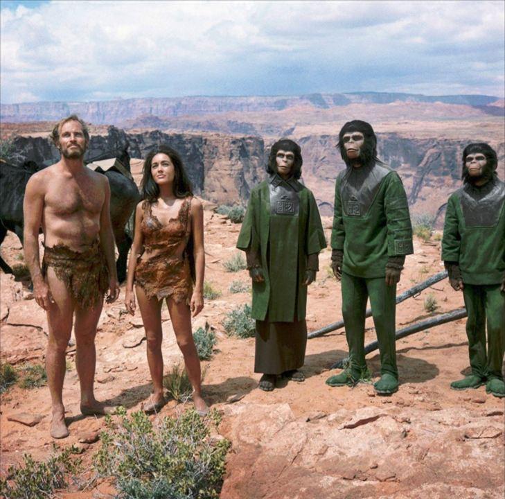 O Planeta dos Macacos : Foto Charlton Heston