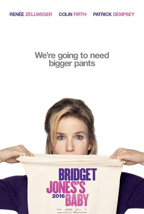 O Bebê de Bridget Jones : Poster