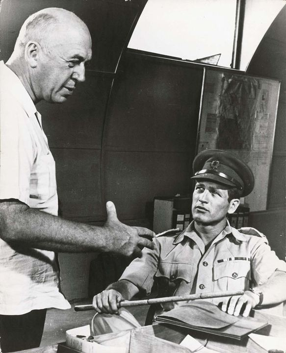 Exodus : Foto Otto Preminger, Paul Newman