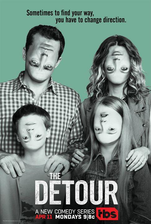 The Detour : Poster