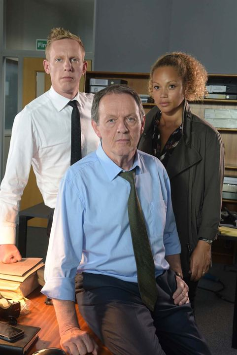 Foto Angela Griffin, Kevin Whately, Laurence Fox