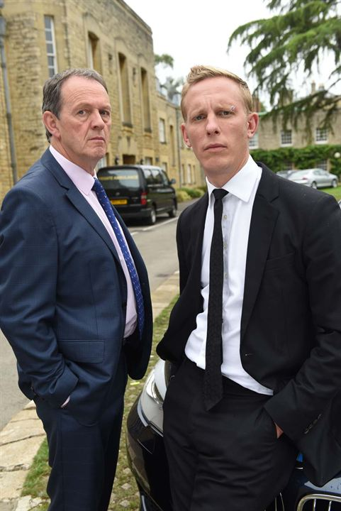 Foto Kevin Whately, Laurence Fox