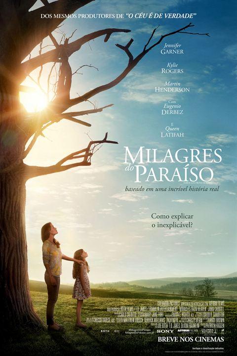 Milagres do Paraíso : Poster