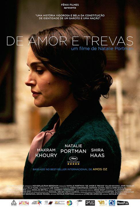 De Amor e Trevas : Poster