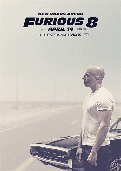 Velozes & Furiosos 8 : Poster