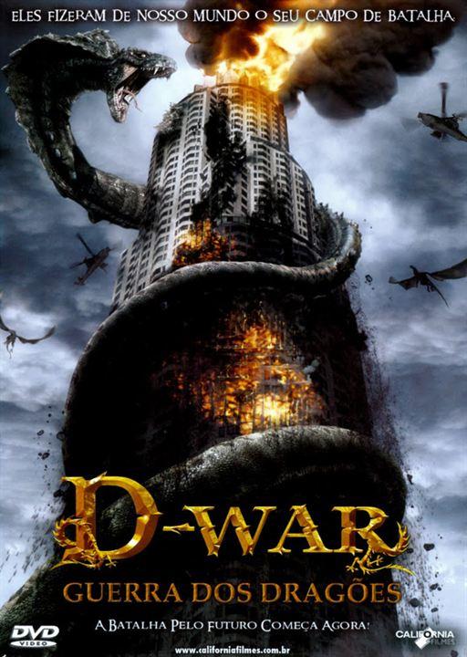 D-War - Guerra Dos Dragões : Poster