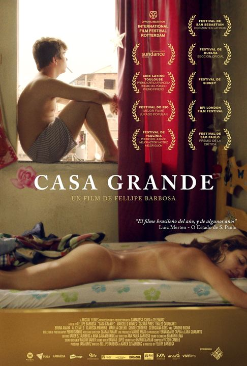 Casa Grande : Poster