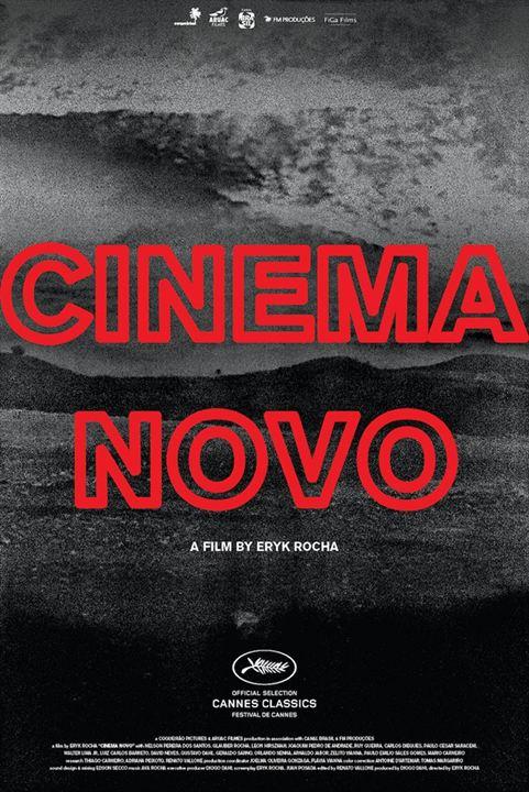 Cinema Novo : Poster