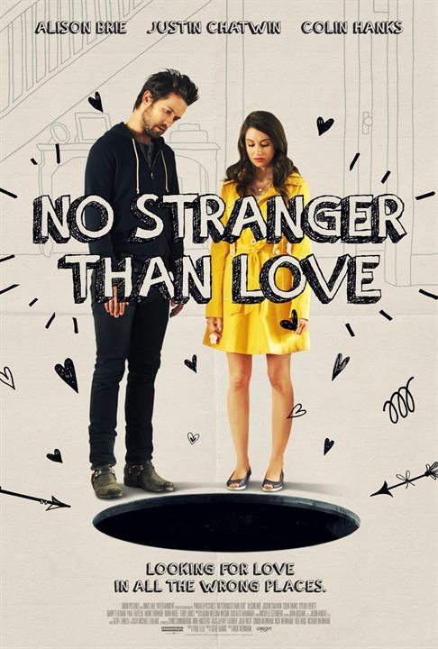 No Stranger Than Love : Poster