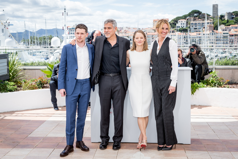 Jogo Do Dinheiro : Vignette (magazine) George Clooney, Jack O'Connell, Jodie Foster, Julia Roberts