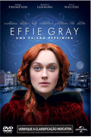 Effie Gray - Uma Paixão Reprimida : Poster