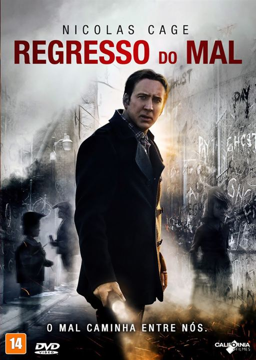 Regresso do Mal : Poster