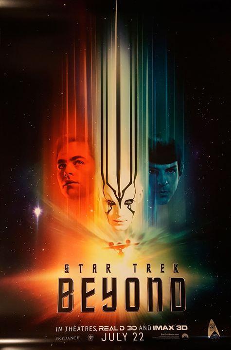 Star Trek: Sem Fronteiras : Poster